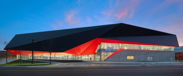 Guelph University W.F. Mitchell Athletics Centre, electrical contractors