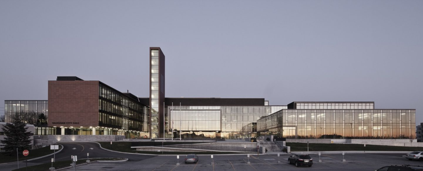 Vaughan Civic Centre, electrical contracting