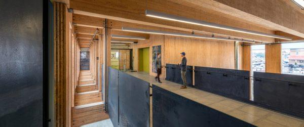 Laurentian University McEwen School of Architecture, electrical contractors