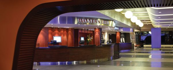 Slots at Ajax Downs Casino