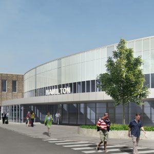 Hamilton GO Transit Facility