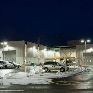 Halton Hills GO Transit Facility