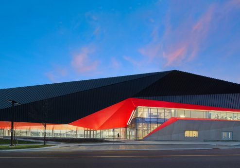 Guelph Mitchell Athletics-Centre_