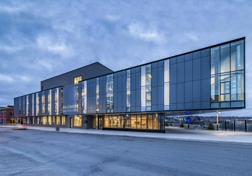 Laurentian McEwen School of Architecture