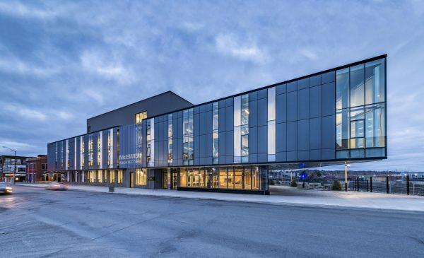 Laurentian McEwen School of Architecture