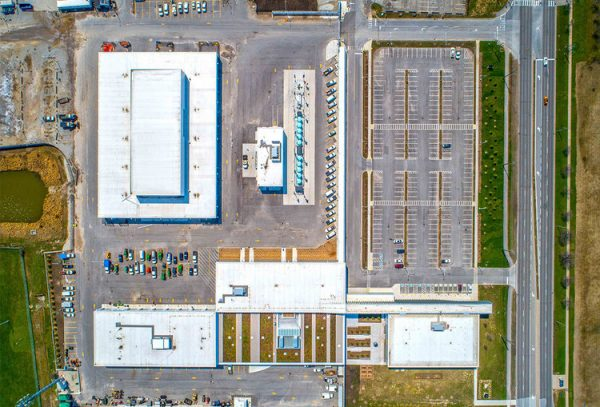 Williams Parkway Operational Centre Phase I and II